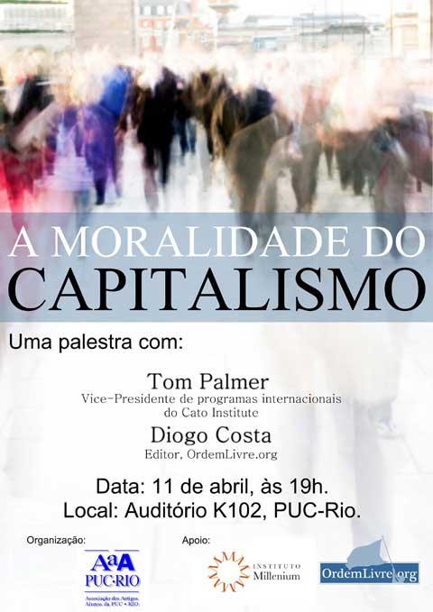 A moralidade do capitalismo